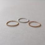 ・リング 指輪  ピンキーリング おまとめ買い 関節リング 日本製 ツイスト シンプル RG-N1