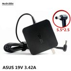 純正新品 ASUS 19V 3.42A 65W AC ADAPTER ADP-65DW A EXA1208UH ADP-65GD B PA-1650-93 (5.5mmФ*2.5mmФ)ADP-65DW Bに同等充電器★PC電源
