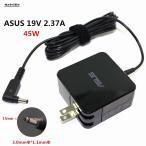 即納 純正新品 ASUS Zenbook UX21 UX31 UX32 UX42 UX21E UX31E UX32E 用 ACアダプター 19V 2.37A ADP-45AW 3.0mm充電器★PC電源