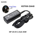 純正新品 HP 19.5V 2.31A 45W ACアダプターHSTNN-DA40充電器★PC電源