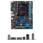 新品 Asus M5A78L-M LX3 PLUS AMD 760GマザーボードSocket AM3+コンピュータ パーツDDR3PCパーツMicro ATX動作確認済