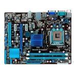 新品 Asus P5G41T-M LX3 Intel G41マザーボードLGA 775コンピュータ パーツDDR3PCパーツuATX動作確認済