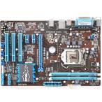 新品 Asus P8H61 R2.0 Intel H61 マザーボードLGA 1155コンピュータ パーツDDR3 PCパーツATX動作確認済