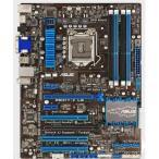 新品 Asus P8H77-V LE Intel H77マザーボードLGA 1155コンピュータ パーツDDR3 PCパーツATX動作確認済