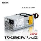 純正新品 Dell Inspiron 530S 531S 535S 540S 545S 546S 560S 620Sデスクトップ用 PC 250W電源ユニットTFX0250AWWA TFX0250P5W TFX0250D5WB