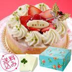 銀座千疋屋 ベリーたっぷりのホワイトクリスマス クリスマスケーキ、お歳暮