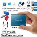 外付けSSD ハードディスク500GB/ 1TB/ 2TB / 4TB/8TB ポータブル型 4k対応テレビ録画 PC パソコン mac対応 USB3.1/USB3.0用 zk142