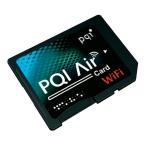 PQI Air Card Wifi内蔵 アダプター microSDHC対応 高速転送 Android iOS対応 6W21-0000R1 海外パッケージ品