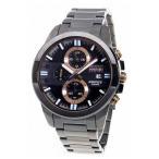 CASIO EDIFICE Red Bull メンズ 腕時計 レッドブルコラボモデル クロノグラフ ガンメタリック カシオ エディフィス EFR-543RBM-1A