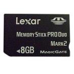 メモリースティック PRO Duo 8GB PlatinumII Mark2 LMSPD8GBBBAS レキサー 海外パッケージ品