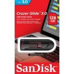 送料無料 SanDisk USB3.0 高速 USBフラッシュメモリ 128GB SDCZ600-128G サンディスク 海外パッケージ品