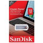USBメモリ 32GB サンディスク Cruzer Force USB2.0 SDCZ71-032G 海外パッケージ品