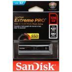 USBメモリ 128GB サンディスク Extreme PRO USB3.1 Gen1 SDCZ880-128G 海外パッケージ品
