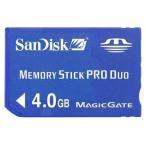 SanDisk PRO Duo PSP対応
