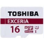 送料無料 TOSHIBA microSDHC 16GB EXCERIA 超高速 48MB/s UHS-I マイクロSDHC THN-M301R0160 東芝 海外パッケージ品