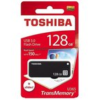 USBメモリ 128GB 東芝 TransMemory USB3.0 THN-U365K1280 海外パッケージ品