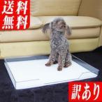 ショッピング犬 犬のトイレ クリアレット トレー&メッシュ セット(ワイドサイズのシーツ対応)(同梱不可)
