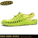 KEEN(キーン)メンズ ユニーク/UNEEK MONO / ユニーク・モノ[ 1013849 1013848 マイクロファイバー コードジャンクション メッシュ ファットレース ]