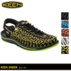 KEEN(キーン)UNEEK ユニーク サンダル バックストラップ マイクロファイバー コードジャンクション 1012196 1013085 1013088 1013090 1013889