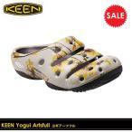 KEEN(キーン)メンズ サンダル サボ クロッグ ヨギ アーツフル イペー Yogui Artsfull IPE 1015614