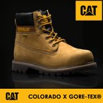 メンズ ブーツ / CAT FOOTWEAR COLORADO GORE-TEX [ キャット キャタピラ ゴアテックス P718937 P718938 ]