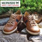 MEPHISTO メフィスト カジュアルシューズ スニーカー 革 レザー MEPHISTO URBAN 2635/2645 HAZELNUT
