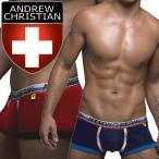 ボクサーパンツ メンズ ブランド アンダーウェア Andrew Christian アンドリュークリスチャン ALMOST NAKED BOXER W/ SHOW-IT(9955)