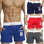 メンズ ショートパンツ ハーフパンツ スポーツウェア ルームウェア トレーニングウェア ジムウェア ショーツ ハーパン 男性用(tw6063)