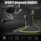 �ڥ᡼��������̵����  MOOLSUN Sports Buletooth Headset �磻��쥹 ����ۥ� �֥롼�ȥ���������ۥ� Bluetooth 4.0 �磻��쥹���ƥ쥪�إåɥ��å�