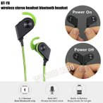 V8 Buletooth Headset ワイヤレス ステレオ ヘッドセット イヤホン ブルートゥースイヤホン Bluetooth 4.1