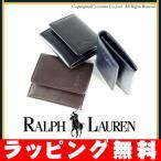 ショッピングラルフ ラルフローレン メンズ 財布 コインケース 小銭入れ スムースレザー