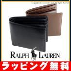 ショッピングラルフローレン ラルフローレン メンズ 財布 折り財布 二つ折り ミニフランジ 父の日
