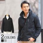 ブルゾン メンズ アウター ジャケット 長袖 ダブルジップデザインボリュームネックジャケット