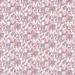 ピーターラビット×リバティファブリックス LIBERTYリバティプリント・国産タナローン生地<br><Peter's Tails>(ピーターズ・テイルズ)【ピンク】