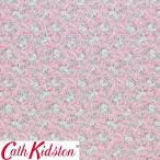 Cath Kidston キャスキッドソン 生地 コットンファブリック<Jumping Bunnies Blush>(ジャンピングバニー ブラッシュ)うさぎ JUMPING-BUNNIES