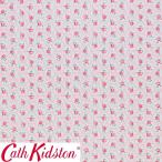 Cath Kidston キャスキッドソン 生地 コットンファブリック<Provence Rose Pink>(プロヴァンスローズ ピンク)バラ PROVENCE-ROSE