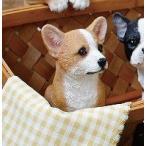 コーギーのジェシー チアフルフレンズ コーギー 犬 いぬ イヌ dog ドッグ ドック 置物 小物 オブジェ