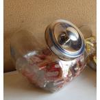 ガラスウエアキャンディーキャニスターL CL ガラス容器 ガラス瓶 ガラス 瓶 アンティーク
