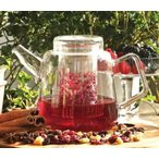 DOULTON ダルトン ガラスティーポット TEA for WHO GLASS TEA POT TEA for WHO