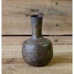 ホームステッド アンティーク風 ラスティフラワーベース C 花瓶 フラワーベース HS2128