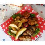 WAXペーパーパーティSet ダーラナ レッドポルカ MIX 日本製で食品用 ワックスペーパー クッキングシート ロウ引きペーパー お菓子やパンをラッピング