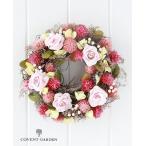 オペラモーヴリース 造花 壁掛け 壁面 COVENT GARDEN|コベントガーデン 造花 インテリアグリーン 人工観葉植物 フェイクグリーン