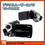 Kenko デジタルムービーカメラVS-FUNIII ケンコー ケンコートキナー ビデオカメラ ハイビジョン Hi-Vision