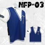 ボウリングウエア ポロシャツ 名入れ ボウリングウェア ネコ柄  NFP-03 ストネコ