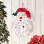 「Santa's Beard Advent Calender」《日本語基本ガイド付き》Bucilla  ブシラ クリスマス ハンドメイド フェルト アドベントカレンダーキット アップリケ