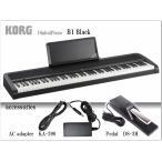 コルグ 電子ピアノ B1 ブラック/KORG B1-BK