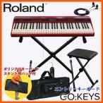 ローランド キーボード入門セット Roland GO:KEYS