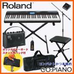 ローランド ピアノ音色搭載 GO PIANO (キーボードケ