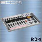 ZOOM MTR マルチトラックレコーダー R24 (ズーム レコーディング)
