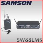 SAMSON ワイヤレスシステム Concert 88 SW88LM5 (サムソン/ラベリアマイク)